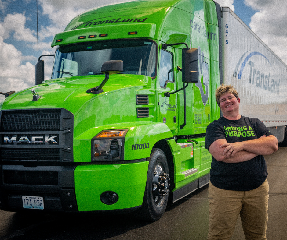 TransLand driving a purpose